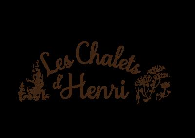 Logo Les chalets d'Henri petite fleur
