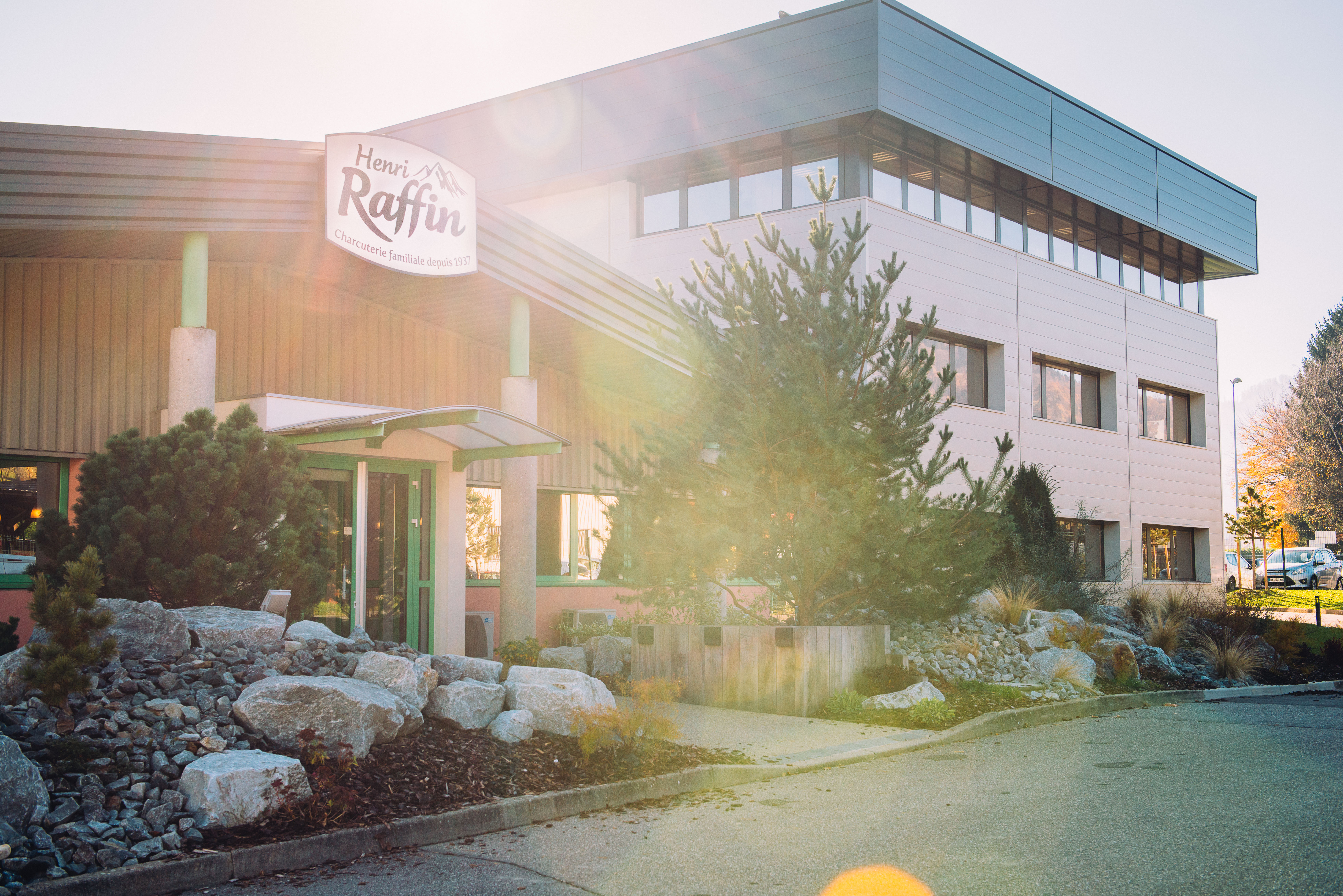 Site Henri Raffin - La Rochette