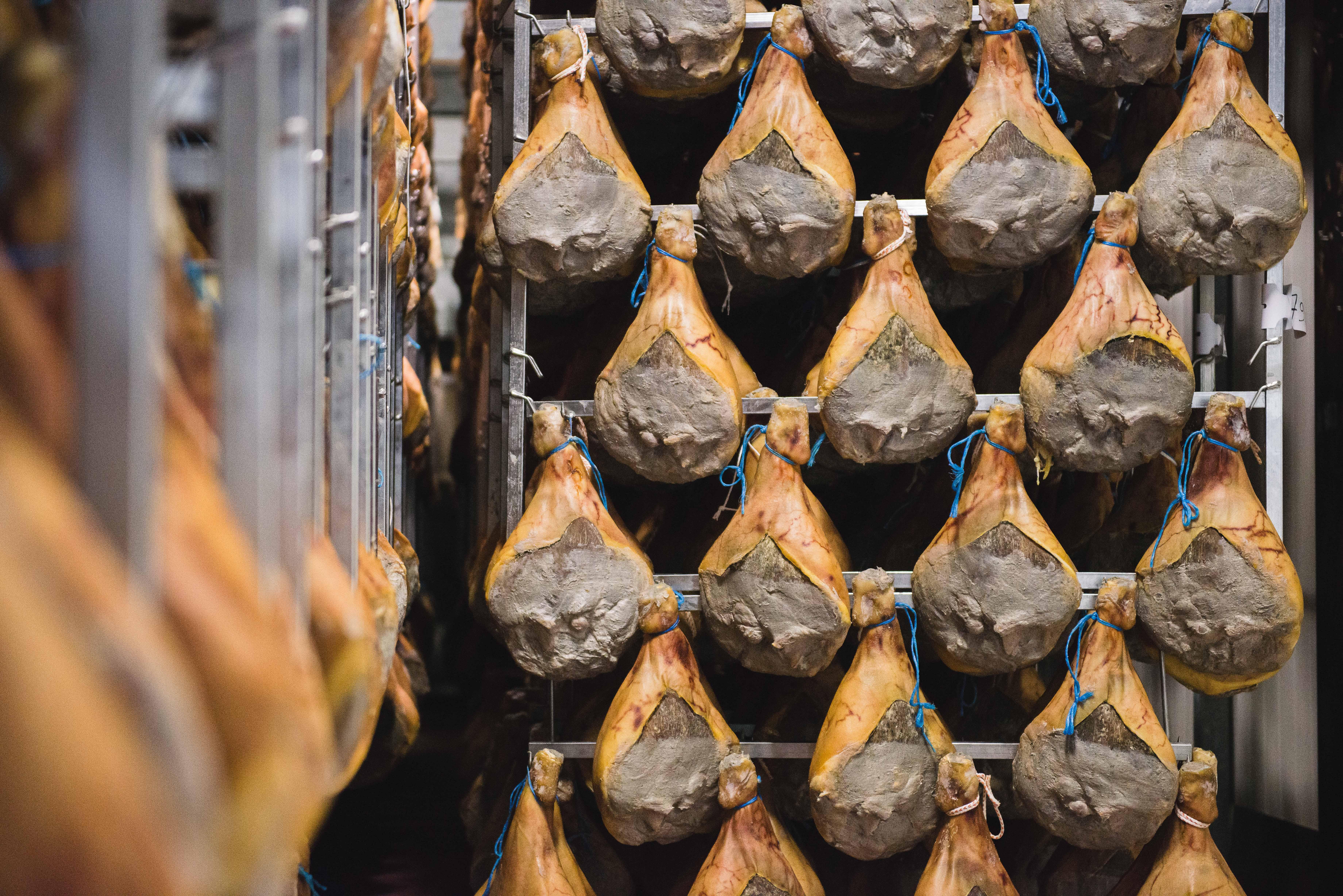 Jambons secs de Savoie