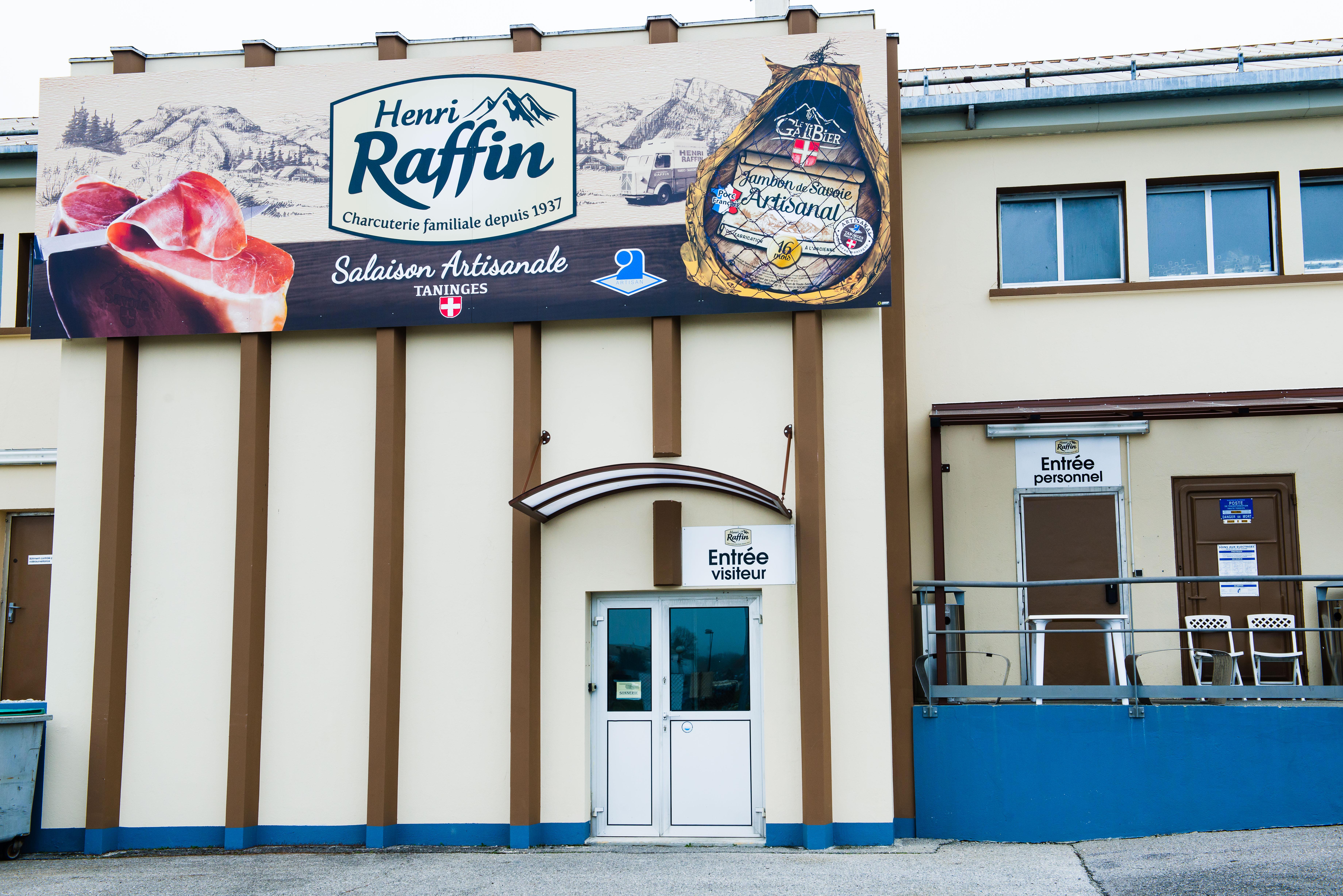 Site Henri Raffin - Taninges (74)