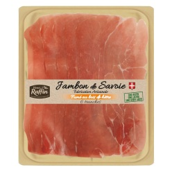 Jambon de Savoie Fumé Henri Raffin