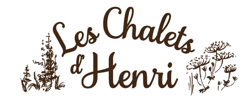 Logo Les chalets d'Henri petite fleur3_Plan de travail 1