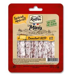 Mini saucisson Beaufort