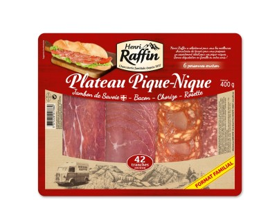 Plateau pique-nique